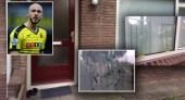 منزل عائلة اللاعب نور الدين امرابط بهولندا يتعرض لهجوم مسلح
