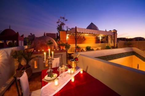 مراكش ضمن أفضل الوجهات السياحية العالمية في 2017