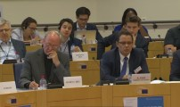 الكاتب العام للمجلس الأوروبي للعلماء المغاربة الدكتور خالد حاجي : إضفاء صبغة الدين على الهوية الأوروبية ينذر بتقويض أسس التعايش بين الديانات المختلفة