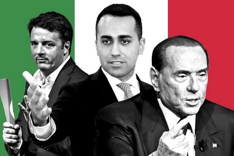 الدكتور عبد الله بوصوف:الانتخابات الإيطالية .. طموح خمس نجوم وظل بيرلسكوني الذي لا يغيب.
