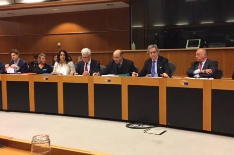 البرلمان الأوروبي يحتضن ندوة لمناقشة علاقات المغرب و الإتحاد الأوروبي على ضوء حكم محكمة العدل الأوروبية الأخير.