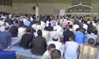 صلاة التراويح بمسجد بلال بمدينة لييج