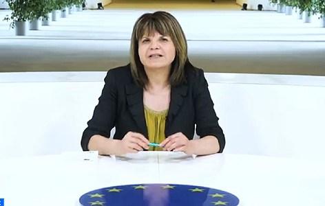 Depuis le Parlement européen une journaliste algérienne dénonce les dérives d'un régime aux abois