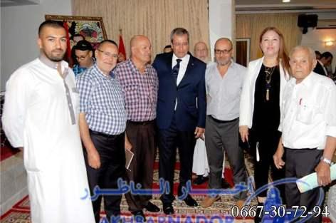 طريقة إبداعية جديدة للاحتفال باليوم الوطني للمهاجر تخلف ارتياحا كبيرا في صفوف مغاربة العالم .