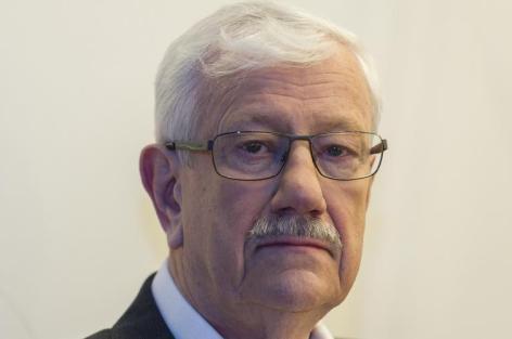 وفاة العمدة السابق لبلدية مولمبيك سان جون السيد فيليب مورو.
