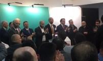 مشروع المقاولون المغاربة الفلامنكيين يخرج لحيز الوجود في عرس بهيج بأنفرس.
