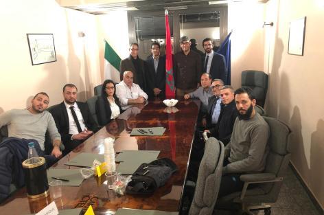 فروع مغاربة العالم لحزب الأصالة و المعاصرة تعقد لقاءا عاجلا لتدارس الازمة التنظيمية التي تعاني منها هياكل الحزب بالخارج.