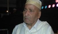 تعازينا الحارة لأخينا هشام البزور في وفاة والده الكريم رحمه الله.