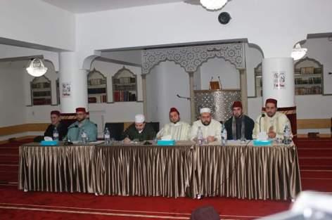 مسجد السنة ببروكسيل ينظم أمسية قرآنية ناجحة.