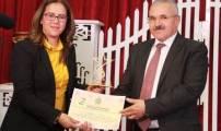 وزان : بشرى الجوهري أفضل شخصية نسائية لسنة 2018