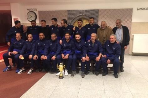 فريق Forestoise Espoirs Jeunesse يفوز ببطولة القسم الرابع