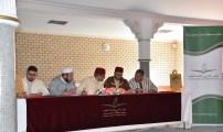 رحاب مسجد النور ببروكسيل تشهد تنظيم المرحلة الثانية من مسابقة مواهب في تجويد القرآن الكريم.