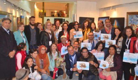 فنانون يمثلون فاس في المعرض الدولي الجماعي للفن التشكيلي 2019
