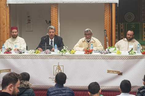 تجمع مسلمي بلجيكا ينظم الدورة الثانية عشرة لمسابقة حفظ و تجويد القرآن الكريم بمدينة ماسميخلن.