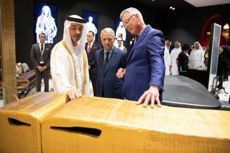 """المغرب في أبوظبي"""".. فعالية تجسد عمق المملكة الحضاري."""