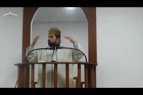 """خطبة يوم الجمعة 26/04/2019 للشيخ محمد البوغلالي تحت عنوان """" كيف نستقبل شهر رمضان"""""""