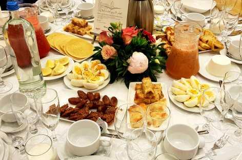 موضة  الإفطارات ببلجيكا، تبذير للمال العام المغربي