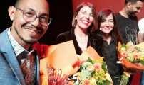 ريبورتاج: مشاركة متميزة لفناني الريف في المهرجان الدولي للضحك بباريس