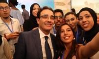 تنظيم الدورة الثالثة للجامعة الشتوية لفائدة الشباب المغاربة المقيمين بالخارج