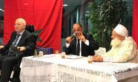 لقاء تواصلي مع افراد الجالية المغربية بامستردام