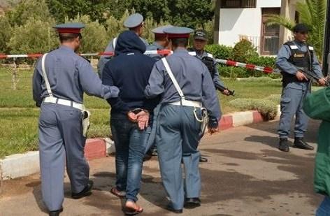 اعتقال دركي يكشف عصابات المخدرات بإقليم برشيد