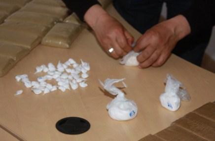 سطات…درك البروج يوقف طيارة تاجر للمخدرات الصلبة