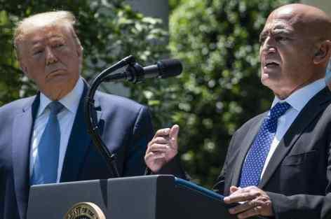 الولايات المتحدة: الدكتور السلاوي يستقيل من منصبه رئيسا لعملية (راب سبيد)