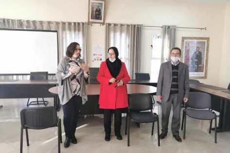 وزان : الحملة الجهوية للتربية الدامجة تتواصل بمديرية التعليم