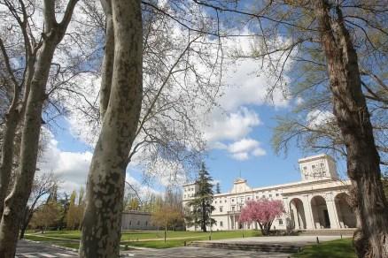 University of Navarra Campus image recently taken...