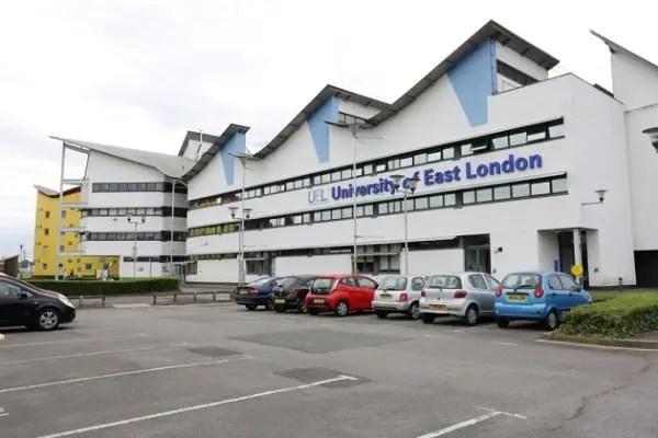 Université de l'East London