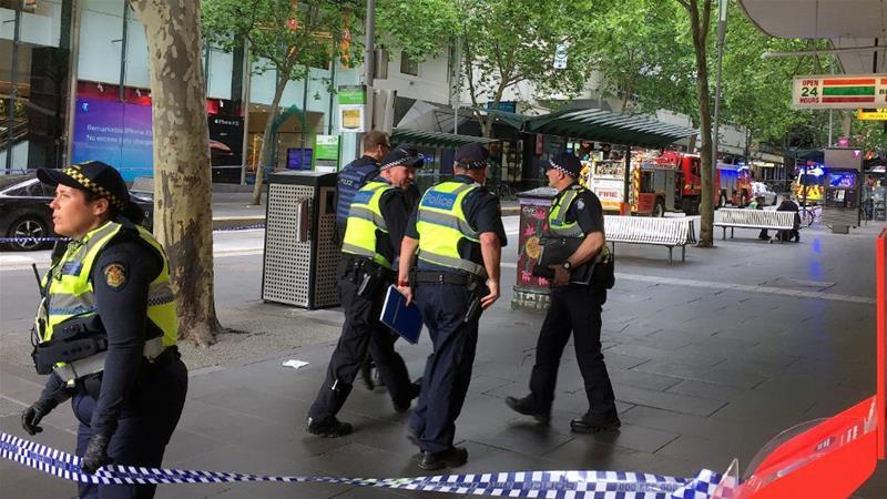 Australia Police Arrest Three Men Over Terrorist Attack