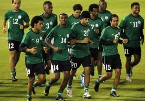 28 لاعبا في قائمة المنتخب السعودي لكأس الخليج