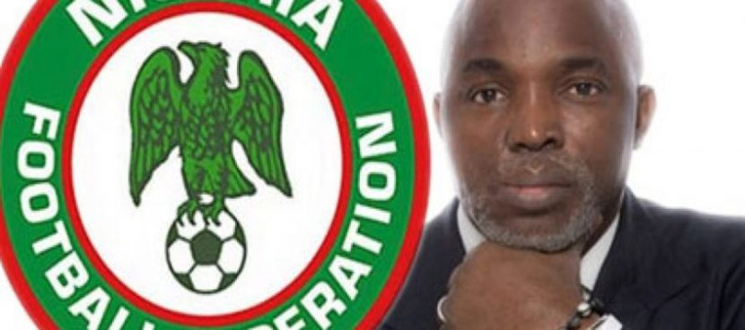 Image result for Amaju Pinnick CAF