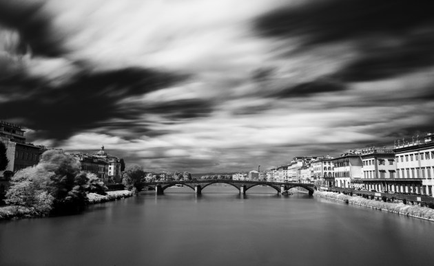 Florence Arno river ND1000