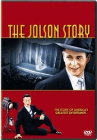poster - jolson story