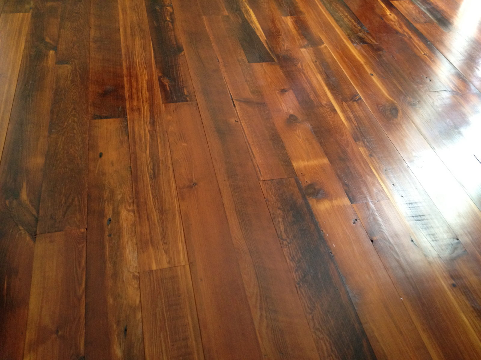 Best Stain For Heart Pine