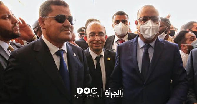 الدبيبة يكذب المشيشي : ليبيا لم تمنح أية أموال لتونس