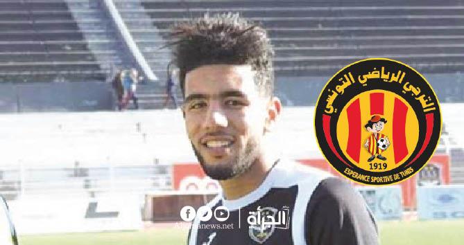 أفضل لاعب في البطولة الجزائرية يمضي للترجي