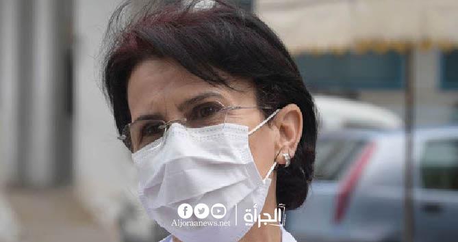 جليلة بن خليل: حالة وبائية صعبة جدا لم تشهدها تونس