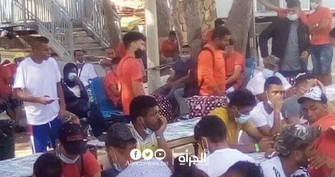 وصول 170 قاصرا تونسيا إلى جزيرة لامبادوزا في عملية «حرقة»