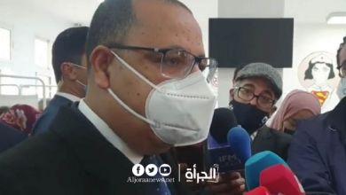 المشيشي: 500 الف جرعة من اللقاح الصيني ستصل تونس الإثنين المقبل