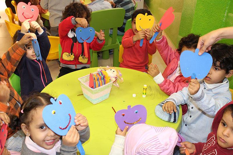 وزارة المرأة: منع نشر صور الأطفال برياض الأطفال عبر مواقع التواصل الاجتماعي!