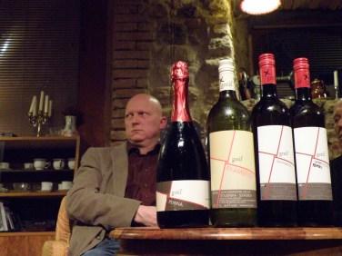 Robert Greif in vina Greif