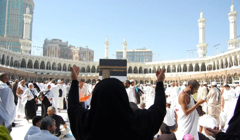 The Hajj Postcards:Memories Sent to Myself