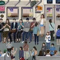 Paintings of Daily Life Sceneries