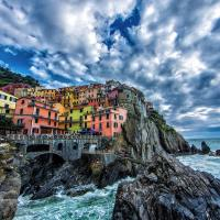Vibrant and Bright Travel Photography