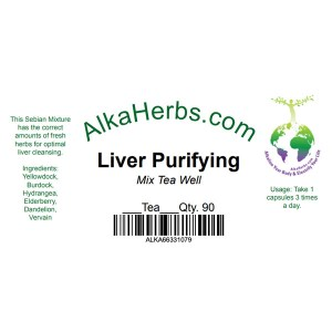 Liver Purifying AlkaHerbs