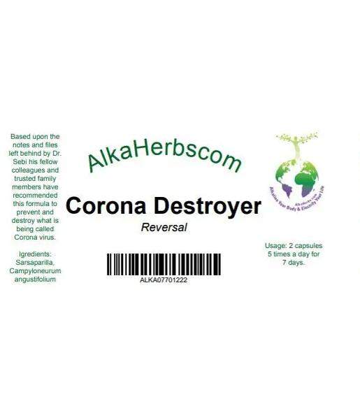 Corona Destroyer
