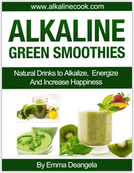Alkaline Cook - Best Selling Recipes Book 13