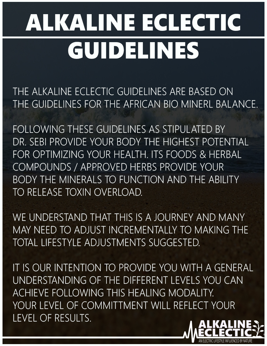 AE GUIDELINES PAGE 1